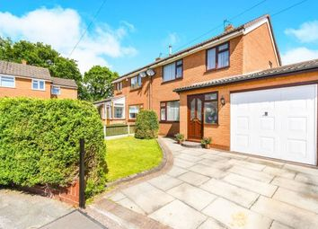 Thumbnail 3 bed semi-detached house for sale in Brook Drive, Great Sankey, Penketh, Warrington