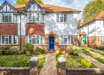Thumbnail 2 bed maisonette for sale in Ditton Lawn, Portsmouth Road, Thames Ditton