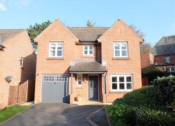 Thumbnail 4 bed detached house for sale in Chertsey Grove, Carlisle