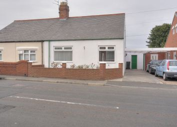 Thumbnail 2 bed semi-detached bungalow for sale in Stead Lane, Bedlington