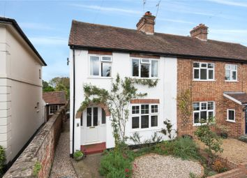 Thumbnail 3 bed end terrace house for sale in Chevening Road, Chipstead, Sevenoaks, Kent