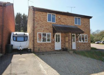 Thumbnail 3 bed terraced house to rent in Laburnum Road, Winnersh, Wokingham, Berkshire