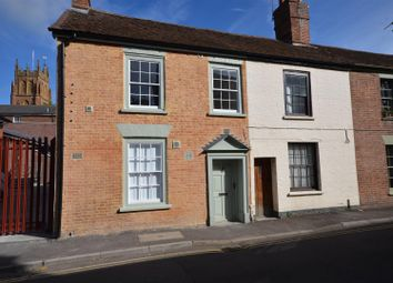Thumbnail 2 bed end terrace house for sale in Middle Street, Taunton