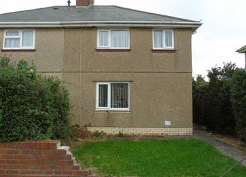 Thumbnail 3 bed semi-detached house for sale in Heol Ffynnon, Penyfan, Llanelli