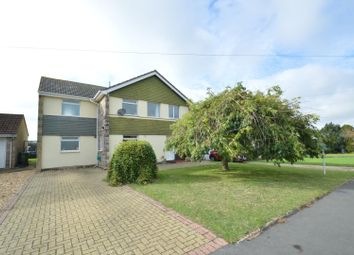 Thumbnail 4 bed detached house for sale in Yarborough Close, Godshill, Ventnor