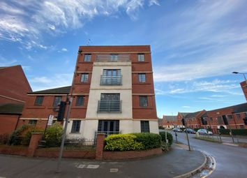Thumbnail 2 bed flat to rent in Wolsey Island Way, Leicester