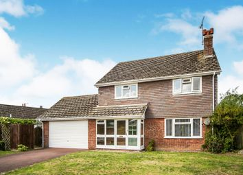 Thumbnail 4 bed detached house for sale in Mountbatten Way, Ashford