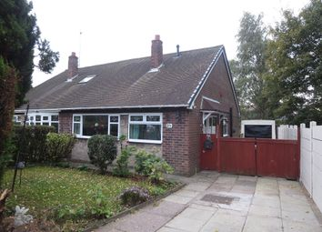 Thumbnail 2 bed semi-detached bungalow for sale in Power Grove, Longton, Stoke-On-Trent
