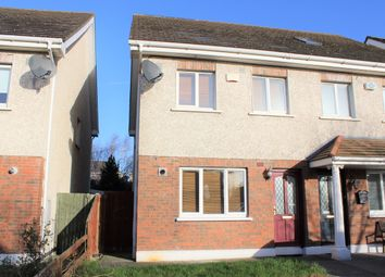 Thumbnail 3 bed semi-detached house for sale in 3 Charlestown Drive, Finglas, Dublin 11
