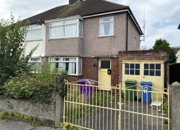 Thumbnail 3 bed semi-detached house for sale in Cresttor Road, Liverpool, Merseyside