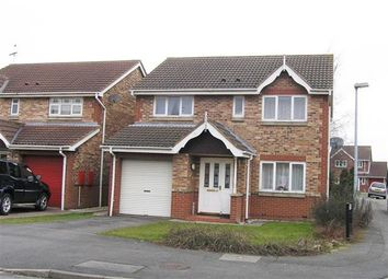 Thumbnail 4 bed detached house to rent in Sorrel Way, Scunthorpe