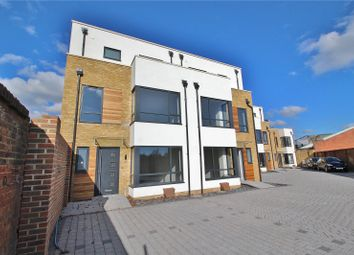 Thumbnail 5 bed end terrace house for sale in Rectory Gardens, Broadwater, Worthing, West Sussex