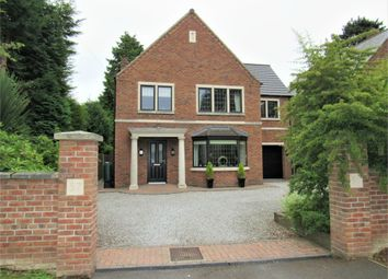 Thumbnail 3 bedroom detached house for sale in St Wilfrids Road, Bessacarr, Doncaster, South Yorkshire