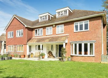 Thumbnail 6 bed detached house for sale in Station Hill, Itchen Abbas, Hampshire