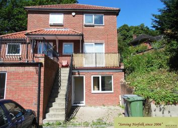 Thumbnail 4 bedroom flat to rent in Thorpe Hall Close, Norwich