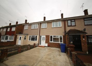 Thumbnail 3 bed terraced house to rent in Burrs Way, Corringham, Stanford-Le-Hope