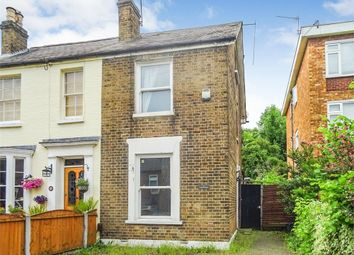 Thumbnail 3 bed end terrace house for sale in Prospect Road, Woodford Green, Essex