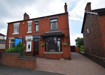 Thumbnail 3 bed semi-detached house for sale in Whitfield Road, Stoke-On-Trent