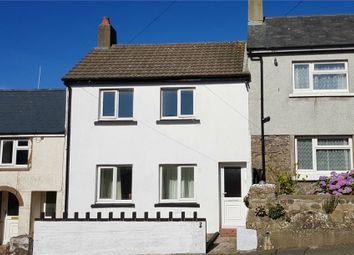 Thumbnail 1 bedroom flat for sale in First Floor Flat (Flat 2), 3 Jubilee Terrace, Pen Wallis, Fishguard, Pembrokeshire