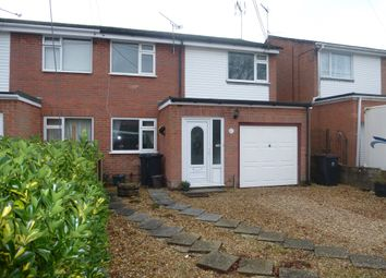 Thumbnail 3 bed semi-detached house for sale in Gore Hill, Sandford, Wareham
