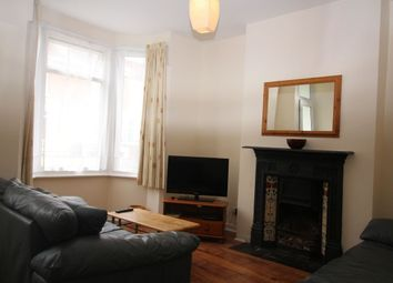 Thumbnail 5 bed terraced house to rent in Grayshott Road, Southsea