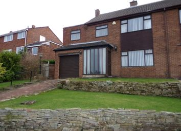 Thumbnail 3 bed semi-detached house for sale in Wyndways Drive, Dipton, Stanley