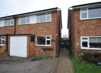 Thumbnail 3 bed semi-detached house to rent in Ferrers Road, Yoxall, Burton-On-Trent