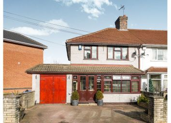 Thumbnail 3 bed semi-detached house for sale in Ravensdale Road, Birmingham