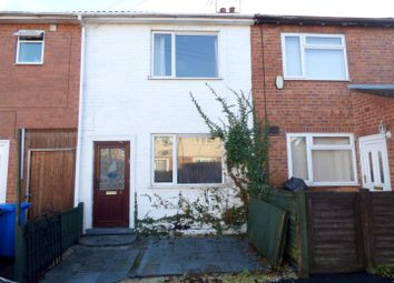Thumbnail 3 bed terraced house for sale in Waverley Street, Derby