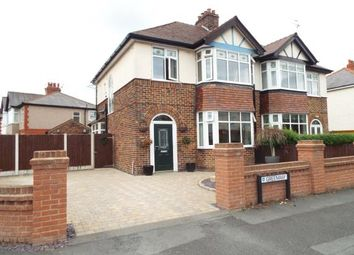 Thumbnail 3 bed semi-detached house for sale in Greenway, Fulwood, Preston, Lancashire