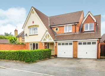 Thumbnail 5 bedroom detached house for sale in Shaw Close, Mangotsfield, Bristol