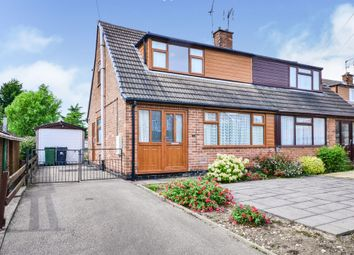Thumbnail 3 bed semi-detached house for sale in Holmes Close, Langley Mill, Nottingham
