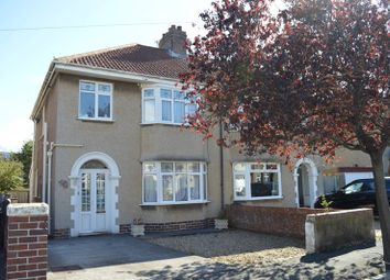 Thumbnail Property for sale in Shaftesbury Road, Milton, Weston-Super-Mare