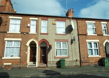 Thumbnail 3 bedroom property to rent in Lord Nelson Street, Sneinton, Nottingham