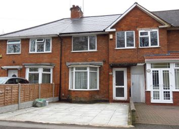 Thumbnail 3 bed terraced house for sale in Olton Boulevard West, Tyseley, Birmingham