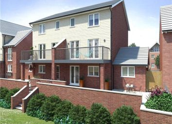 Thumbnail 4 bed semi-detached house for sale in Roxby Phase 1, Navigation Point, Cinder Lane, Castleford