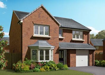 """Thumbnail 4 bed detached house for sale in """"The Haxby"""" at Stoney Haggs Road, Scarborough"""