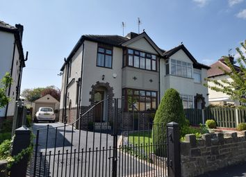 Thumbnail 3 bedroom semi-detached house for sale in Causeway Head Road, Dore, Sheffield