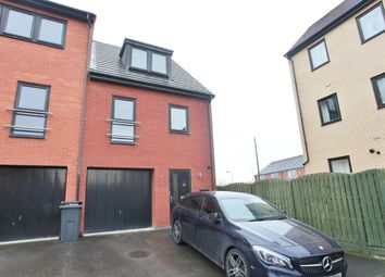 Thumbnail 4 bed terraced house for sale in Tolson Walk, Wath-Upon-Dearne, Rotherham