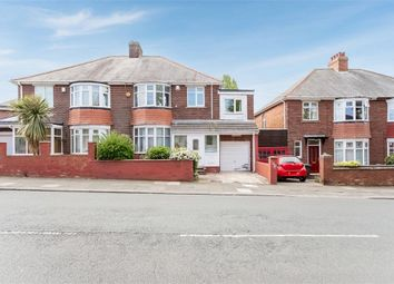 Thumbnail 5 bedroom semi-detached house for sale in Lanercost Drive, Newcastle Upon Tyne, Tyne And Wear