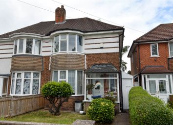 Thumbnail 2 bed semi-detached house for sale in Woolacombe Lodge Road, Selly Oak, Birmingham