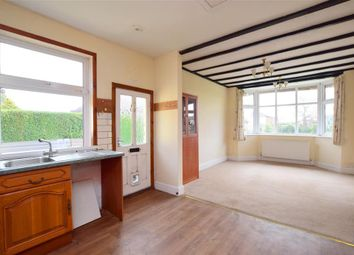Thumbnail 3 bed detached bungalow for sale in Gote Lane, Ringmer, Lewes, East Sussex