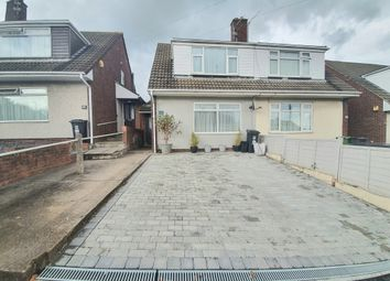 Thumbnail 3 bed semi-detached house for sale in Pound Road, Kingswood, Bristol