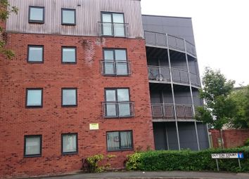 Thumbnail 2 bedroom flat to rent in Dutton Court, Warrington