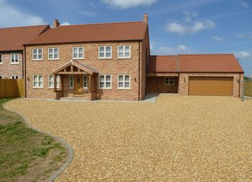 Thumbnail 4 bed detached house for sale in Begdale Road, Elm, Wisbech