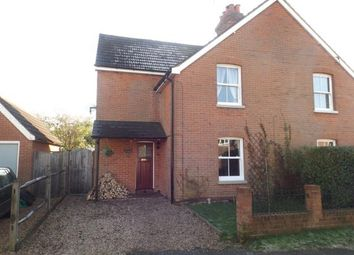 Thumbnail 3 bed semi-detached house for sale in Wrecclesham, Farnham, Surrey