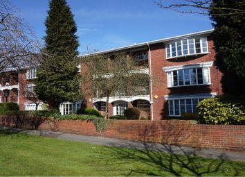 Thumbnail 2 bed flat for sale in Pownall Court, Wilmslow
