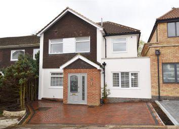 Thumbnail 4 bedroom semi-detached house for sale in Raebarn Gardens, Barnet, Hertfordshire