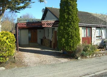 Thumbnail 3 bed semi-detached house for sale in Corrour Road, Aviemore