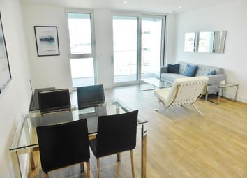 Thumbnail 2 bed flat to rent in Gordion House, Enderby Wharf, Greenwich, London